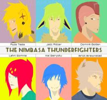 Pokemisfits :: The Nimbasa ThunderFighters by HastyLion
