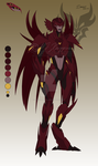 TF FC Draiocht [WIP] by Skeleton-Hellflame