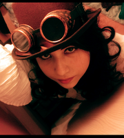 Steampunk Soul Test by SoulOfPersephone