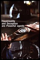 Theatricality and Deception by KanomBRAVO
