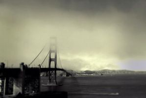 Golden Gate by jedimnd