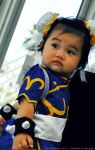 baby chun-li by fuzzycotton