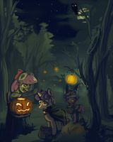 halloween by lexx2dot0