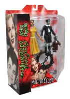 Eddie and Marilyn Munster 2 pack front by BLACKPLAGUE1348