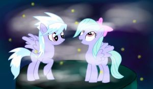 Fireflies by awesomesauce842