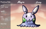 PKMNation: Mayra the Goomy by Nickle4aPickle