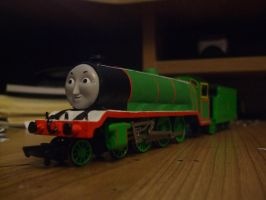 Bachmann Old Shape Henry by GBHtrain