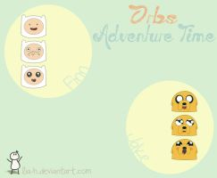 Adventure Time - Orbs - by Lia.H by Lia-H