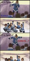 Sokka's Question by StereotypicallyAsian
