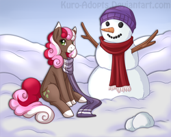 Day 5: Fiddle Twig by Kuro-Creations