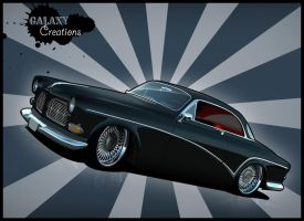 Volvo Amazon Custom t00n by BGGaLaXy