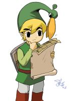 Lost Link - Colour by skebz