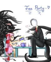 Tea Party... by MoonlightSiieda