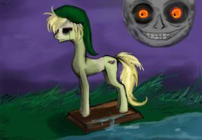 MLP Ben Drowned by Lady-Holdren