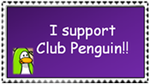 Club Penguin Stamp by Jkfrt