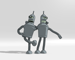 Bender by artkalev