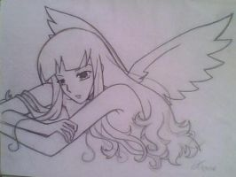 angel of mine by akosikeith