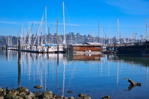 Sausalito Waterfront - Exclusive HDR Stock by somadjinn