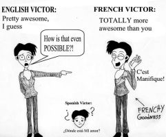 French Victor PWNS, yo by Wiltsgurl17