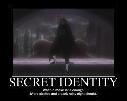 secret identity by fuutonbankai