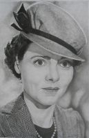 Celia Johnson by RTyson