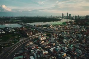 View of Saigon by asianpride7625