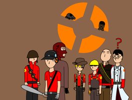 RED Team fixed by Shinigami-Spartan