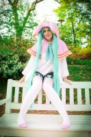 Vocaloid - Miku (Bunny) by TooN-Twins