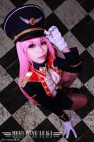 Cosplay - Luka Military uniform version 3 by yurkary
