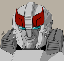 Grumpy Police Bot by ConstantM0tion
