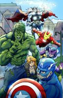 Assemble! by GMrDrew