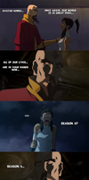 Legend of Korra - Book 3 Teaser I. by yourparodies
