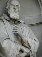Firenze - Statues - Galileo by Fafanny15