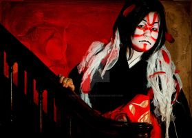 Kabuki  - Hero by GunStreetGirl-Makeup
