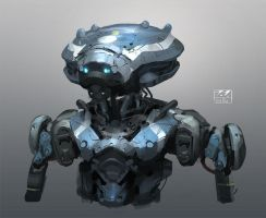 Bluebot sketch by Javoraj