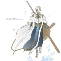Ilien Arch Bishop Outfit by vtas