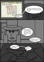 Professor Layton and the Traveler's Hotel Part 2 by kirby163