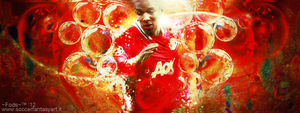 Ashley Young's Signature by FodsSFA