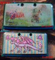 3DS Makeover by BlueEvelyn