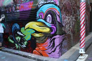 Hosier Lane by lickingstitches
