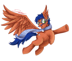 Griffin -Commission by Jesuka