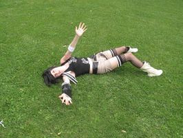 Yuffie cosplay shoot 4 by LouSan