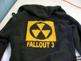Fallout 3 Jacket by DustinLicht