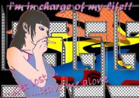 i am in charge of my life.. by without-name