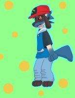 Ash into Riolu Tf by 3waycrash