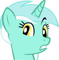 Lyra is sceptical of your cool story, bro. by Kait-the-Lynxx