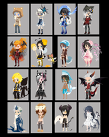 DTA Adoptables ~All On Hold~ by Jingle101