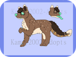 OTA Wolf Adopt [OPEN] by Kamay2002-Adopts
