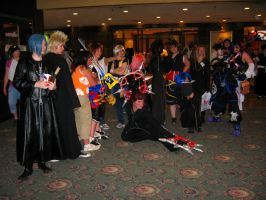 Anime North 09 - KH group by Nephrae