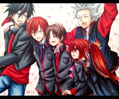 Little Busters! by Tsiih-chan